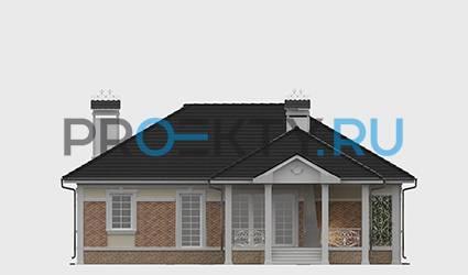 Фасады проекта 90-18