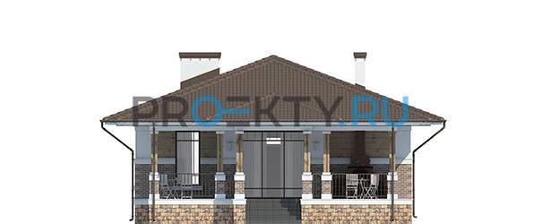 Фасады проекта 90-40