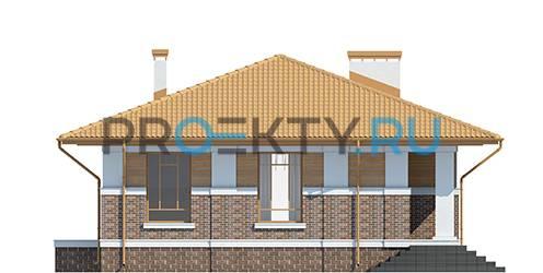 Фасады проекта 90-43