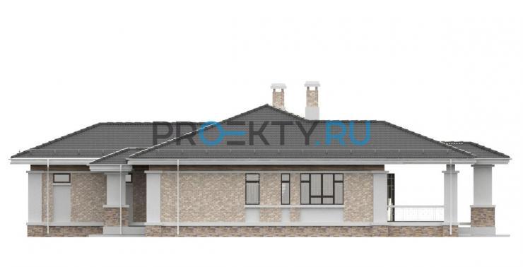 Фасады проекта 91-03