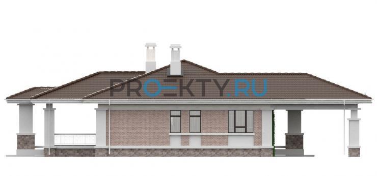 Фасады проекта 91-04