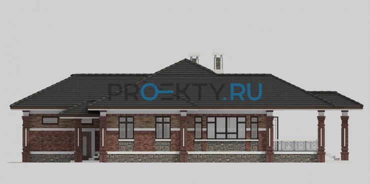 Фасады проекта 91-05