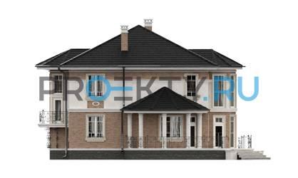 Фасады проекта 92-07