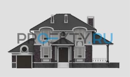 Фасады проекта 92-34