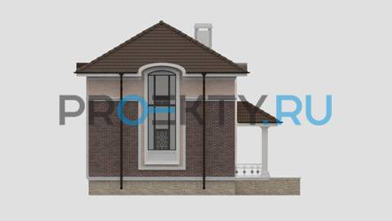 Фасады проекта 92-43