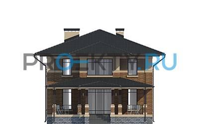 Фасады проекта 92-56