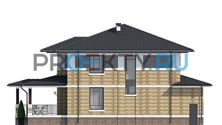 Фасады проекта 92-65