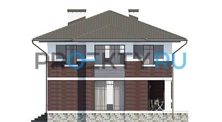 Фасады проекта 92-70