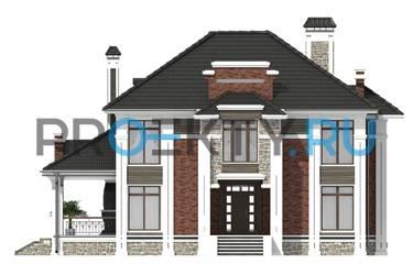 Фасады проекта 92-82