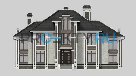 Фасады проекта 92-88