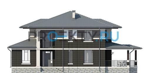 Фасады проекта 92-93