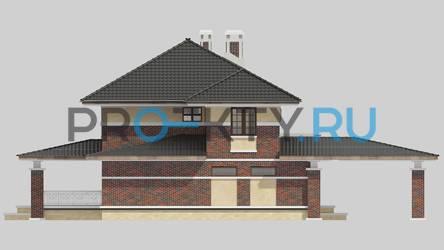 Фасады проекта 93-04