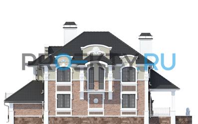 Фасады проекта 93-11