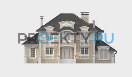 Фасады проекта 93-15