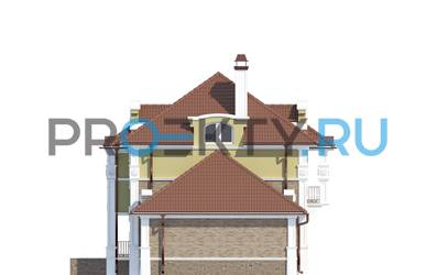 Фасады проекта 93-17