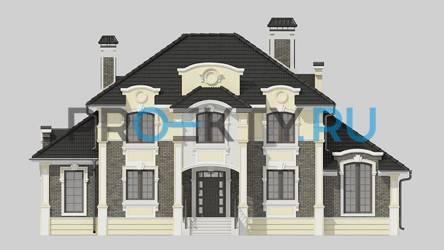 Фасады проекта 93-18