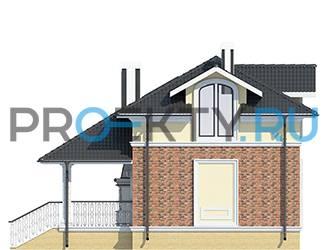 Фасады проекта 93-20