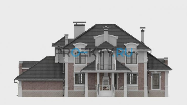 Фасады проекта 93-21