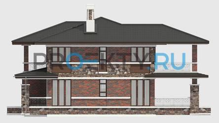 Фасады проекта 93-22