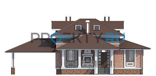 Фасады проекта 93-36