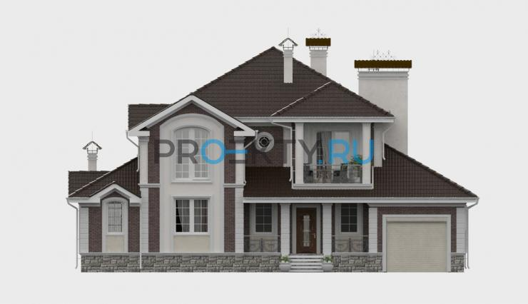 Фасады проекта 93-38