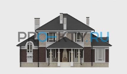 Фасады проекта 93-49