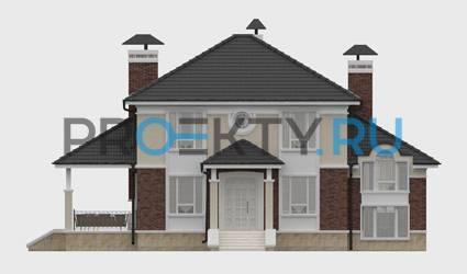Фасады проекта 93-50