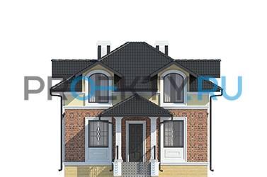 Фасады проекта 93-52