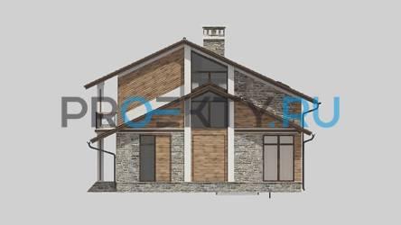 Фасады проекта 93-55