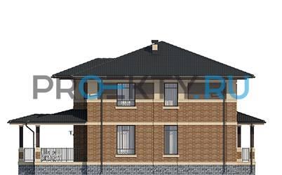 Фасады проекта 93-58