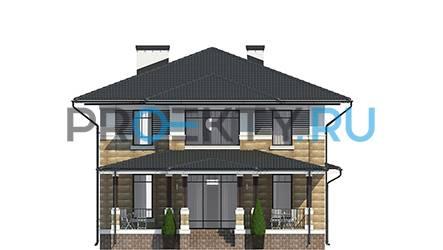 Фасады проекта 93-66