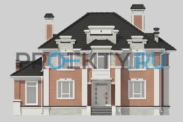 Фасады проекта 93-69