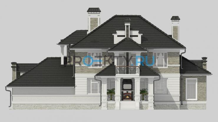 Фасады проекта 93-71