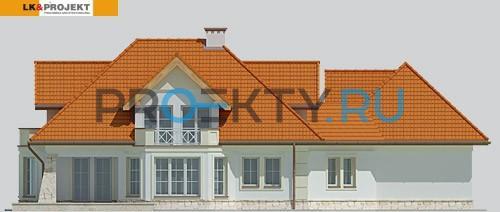 Фасады проекта LK&160