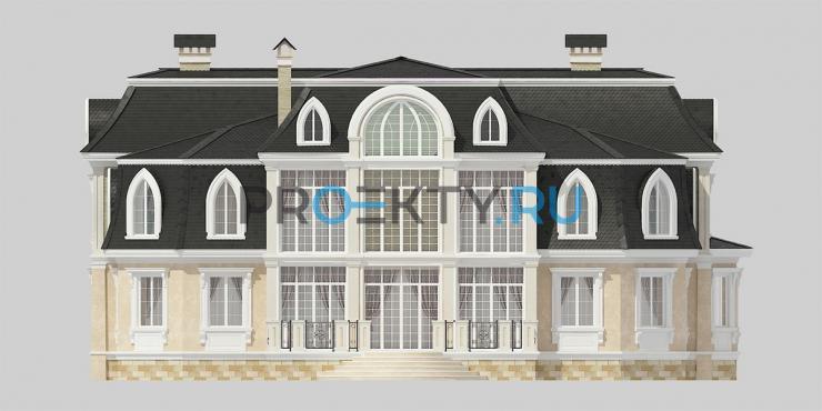Фасады проекта 94-85