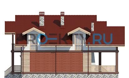 Фасады проекта 95-41