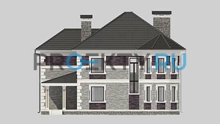 Фасады проекта 95-50