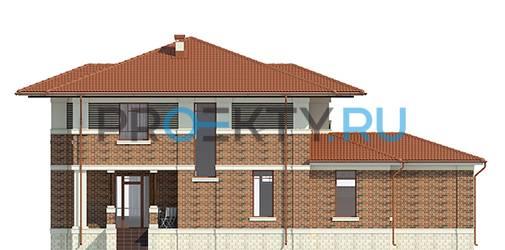 Фасады проекта 96-08