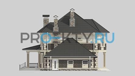 Фасады проекта 96-10