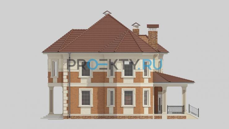 Фасады проекта 96-11