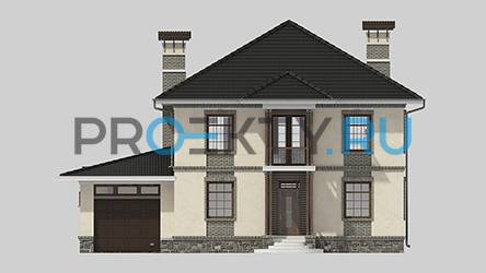 Фасады проекта 96-16