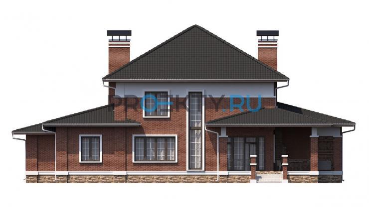 Фасады проекта 96-17