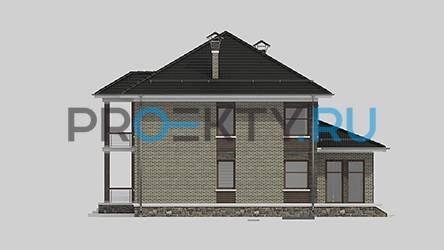 Фасады проекта 96-20