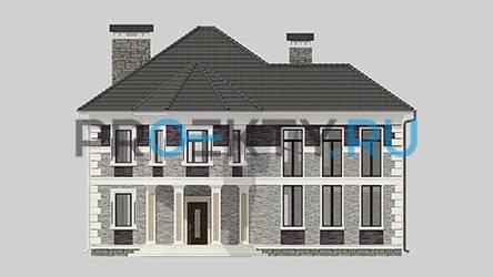 Фасады проекта 96-50