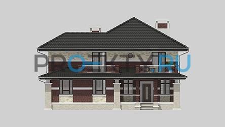 Фасады проекта 96-91