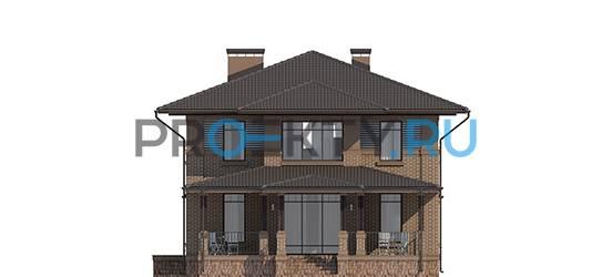 Фасады проекта 97-21