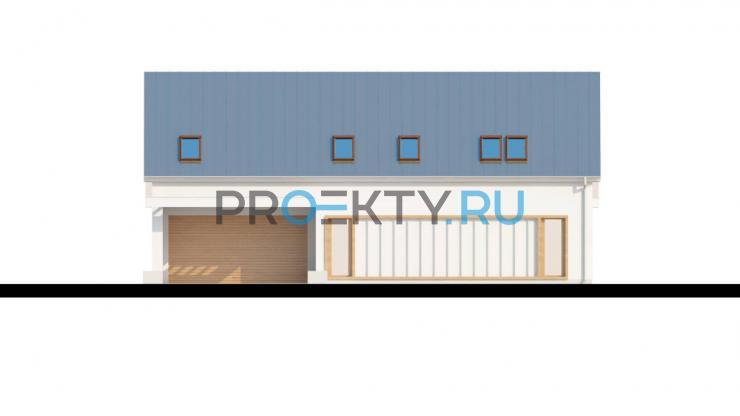 Фасады проекта Z238