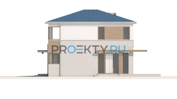Фасады проекта Zx47