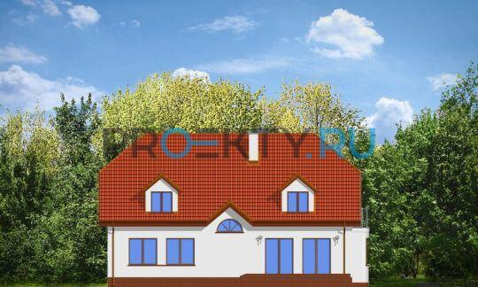 Фасады проекта Акациевый