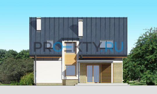 Фасады проекта Альбатрос